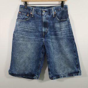 Levi's 569 Jean Shorts Size 30